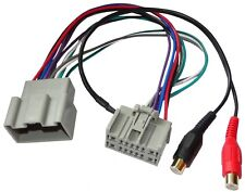 Adaptador cable AUX a RCA para Volvo C30 S40 S60 S80 V50 V70 XC70