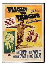 Flight to Tangier 1953 DVD - Jack Palance, Joan Fontaine, Corine Calvet
