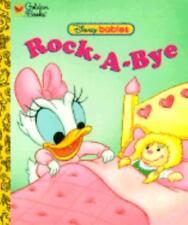 Disney Babies Rock-A-Bye: A Golden Board Book