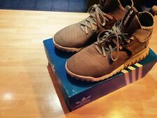 Adidas Originals TUBULAR x KNIT Beige SESAME Clay UK 7 SOLD OUT CLASSIC