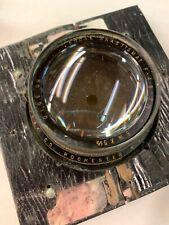 "Kodak Anastigmat 7 1/2in. F4.5  3 1/4"" x 5 1/2"" Camera Lens"