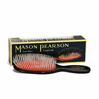 Mason Pearson Brush UNIVERSAL NU2 NYLON  Hair Brush for thick hair - RRP $175