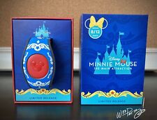 2020 LIMITED RELEASE Minnie Mouse Main Attraction Dumbo Magic Band Series 8/12