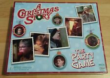 A Christmas Story The Party Game board game,  complete