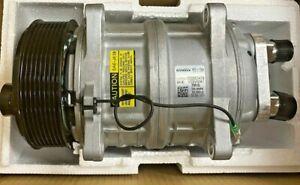 Thermo King Tripac APU AC Compressor. (MADE IN JAPAN)