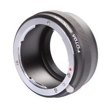 FOTGA Nikon AI F Lens to Sony NEX-7 6 A6300 A6500 A7 A7R II III E-Mount Adapter