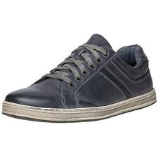 Propet Mens Lucas Leather Low Top Skate Sneakers Shoes BHFO 0579
