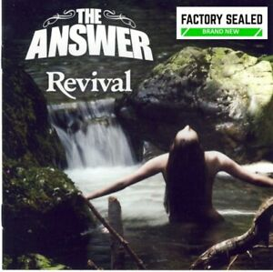 The Answer – Revival CD NEW
