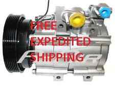 Kia Santa Fe Sonata Optima Magentis 1999-2006 2.5L 2.7L 3.5L AC Compressor