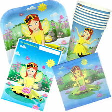 Licensed 40 Pack The Wiggles Emma Birthday Party Supplies Plates Cups Napkins