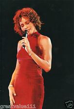 Whitney Houston Photo Unreleased Exclusive 96 Huge Unique Image Far East 12Inchs