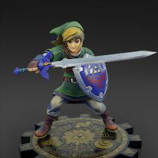 Anime The Legend of Zelda: Skyward Sword - Link 1/7 PVC Figure New No Box 20cm