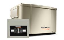 GENERAC GENERATOR 7.5KW 8 CIRCUIT