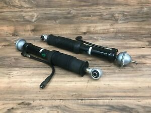 MERCEDES BENZ OEM W140 S320 S420 S500 S600 REAR L AND R HYDRAULIC SHOCK SET
