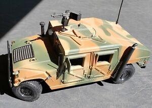 Vintage Maisto 1/18 Scale Humvee Hummer Camo