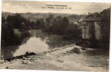 CPA  Le Lot Pittoresque -  Figeac - Les bords du Célé   (223825)