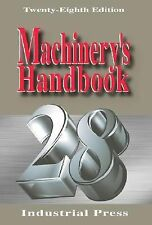Machinery's Handbook by Henry H. Ryffel, Franklin D. Jones, Holbrook L....