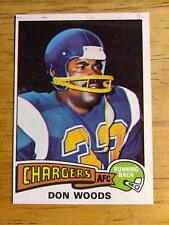 Complete Your Set - 1975 Topps Football - Cards 265-528 - As Low As $0.20