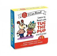 Learn to Read With Tug the Pup and Friends! Set 1 : Guided Reading Levels A-C...