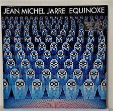 JEAN MICHEL JARRE~EQUINOXE~LIMITED EDITION~POLD 5007~1978 UK VINYL LP~EX+