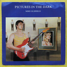 Mike Oldfield - Pictures In The Dark / Legend - Virgin VS-836 VG Condition