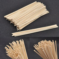100 Pcs Rattan Reed Fragrance Diffuser Home Decor Replacement Stick Refill