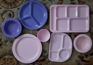 Pottery Barn Kids plate, bowl + lunch trays, divided plate YOU CHOOSE!!!