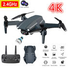 RC Drone Selfie WIFI FPV With 4K HD Camera Mini Drones Toys Gifts for Beginner