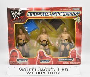 Immortal Champions WWF MISB JAAKS 2001 Action Figure