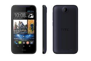HTC Desire 310 in Blue Handy Dummy Attrappe - Requisit, Deko, Werbung, Muster
