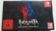 Bayonetta Special Edition Teil 1 + 2 | Steelbook Edition Nintendo Switch NEU NEW