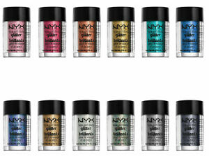NYX Face and Body Glitter ~ Choose from 16 Shades ~ New & Sealed!