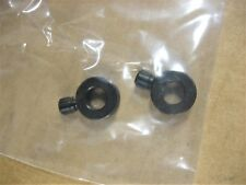 Aluminum 8mm ID Post Holder Collar Clamps,  Lot of 2