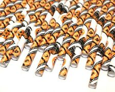 Movie Paper Straws (Ø 6mm, 200mm) - Pack Qty 1-500 - UK MADE
