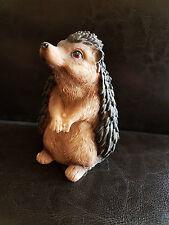 Ornamento de goma de látex Molde Molde Erizo estatuilla estatua Yeso Hormigón Hazlo tú mismo