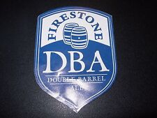 FIRESTONE WALKER DBA Double Barrel STICKER decal craft beer brewery Wookey Jack