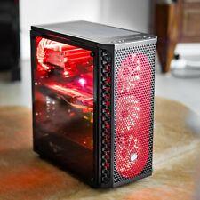 48GB RAM 6x4.3GHz 240GB SSD+2000GB Wlan Win10 PC Wasserkühlung Barebone