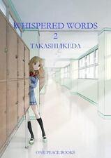 Whispered Words Volume 2, , Ikeda, Takashi, New, 2014-11-18,