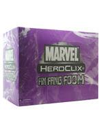 Marvel Heroclix Fin Fang Foom Figure Purple Pants Retailer Variant Exclusive New