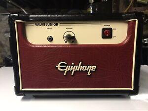 Epiphone Valve Jr