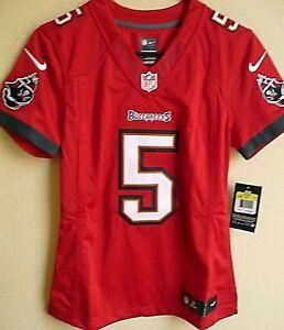 Women's NFL Tampa Bay Buccaneers Josh Freeman #5 Limited Jersey S 469886