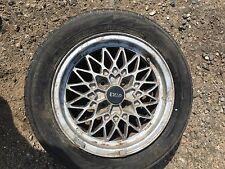 EXIP R-14 ALLOY WHEEL KBA41038 6Jx14H2 , ET30 , 1461B VW VAUXHALL 4x100