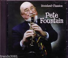 PETE FOUNTAIN Dixieland Classics Volume 1 RANWOOD CD Greatest Hits UP LAZY RIVER
