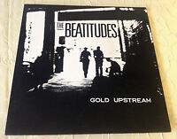 THE BEATITUDES (LP) GOLD UPSTREAM [PASTELL RECORDS 1989 **INDIE ROCK] M-