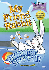 My Friend Rabbit: Summer Splash, New DVD, n/a, Jason Groh