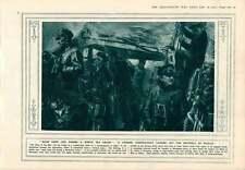 1915 Tedesco U Boat Mare del Nord TORPEDO recuperato