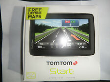 TomTom Start 25 M Europe Traffic Navigationssystem Lifetime Maps TMC wie Neu