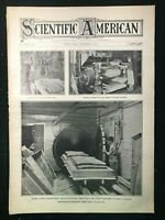 SCIENTIFIC AMERICAN - Oct 5 1907 - RUBBER FACTORIES / Early Airplane Designs