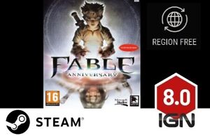 Fable Anniversary [PC] Steam Download Key - FAST DELIVERY