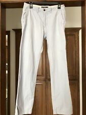 Abercrombie and Fitch Slim Straight Cargo Pants 30x32